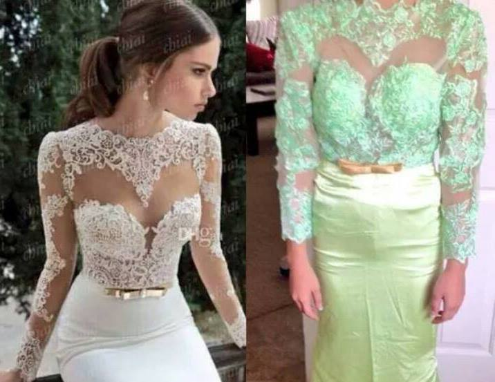 Wedding Dress - What You Ordered vs What Came