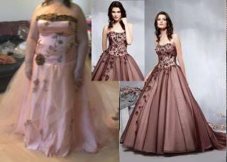Wedding Dress - What You Ordered vs What Came11
