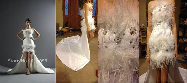 Wedding Dress - What You Ordered vs What Came6
