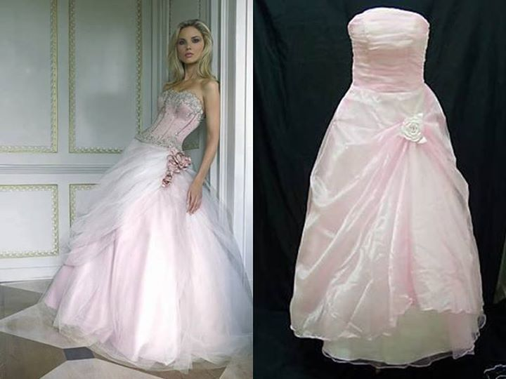 Wedding Dress - What You Ordered vs What Came7