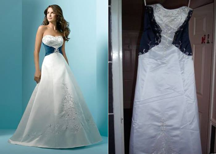 Wedding Dress - What You Ordered vs What Came8
