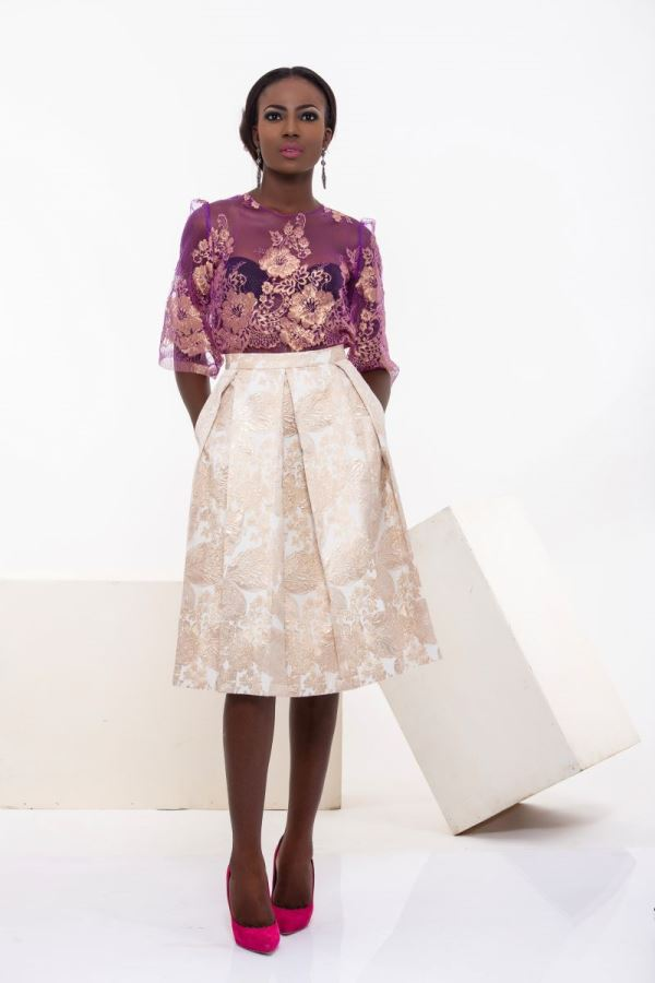 Yetunde Dania 2015 Ready to Wear Collection LoveweddingsNG2