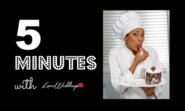 5 Minutes With Ola Smith Sweet Indulgence by Ola LoveweddingsNG