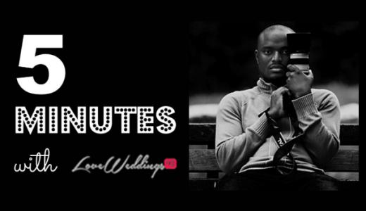 5 minutes with Atunbi Adesanmi LoveweddingsNG