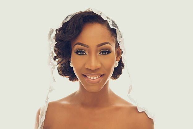 Bridal Makeup Inspiration - Doranne Beauty LoveweddingsNG5