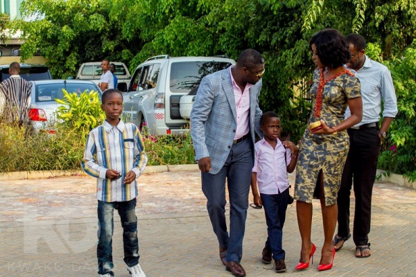 Chris Attoh Damilola Adegbite Wedding LoveweddingsNG19