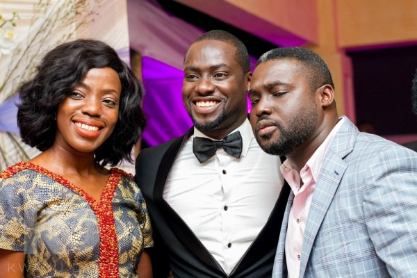 Chris Attoh Damilola Adegbite Wedding LoveweddingsNG5