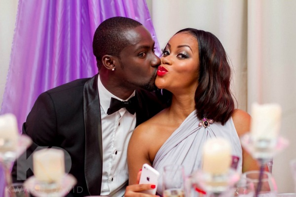 Chris Attoh Damilola Adegbite Wedding LoveweddingsNG6