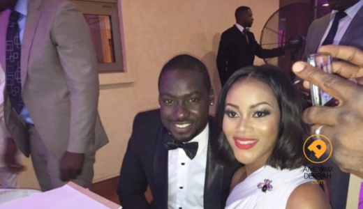 Chris Attoh Damilola Adegbite Wedding Pictures LoveweddingsNG6