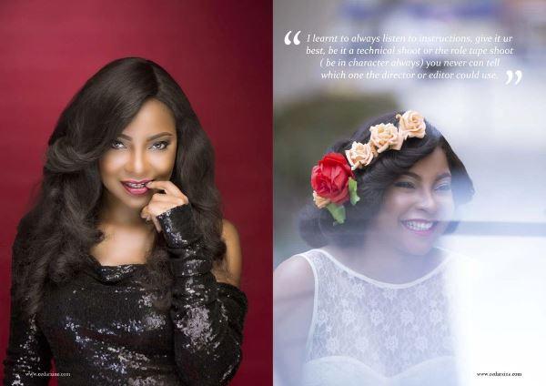 Linda Ejiofor Cedar Magazine LoveweddingsNG1