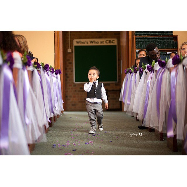 LoveweddingsNG Little Bride - Affinity Q