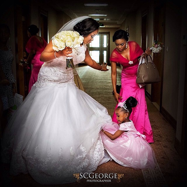 LoveweddingsNG Little Bride - SC George