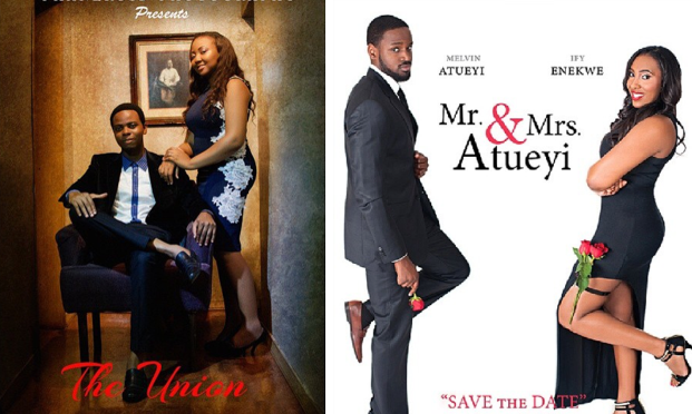 LoveweddingsNG Nigerian Prewedding Shoot - Movie Poster