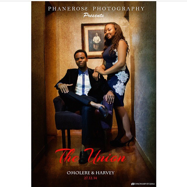 LoveweddingsNG Nigerian Prewedding Shoot - Save The Date PhaneRoss