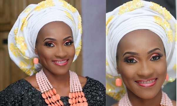 Nigerian Bridal Inspiration - Makeup by Ashabee LoveweddingsNG feat