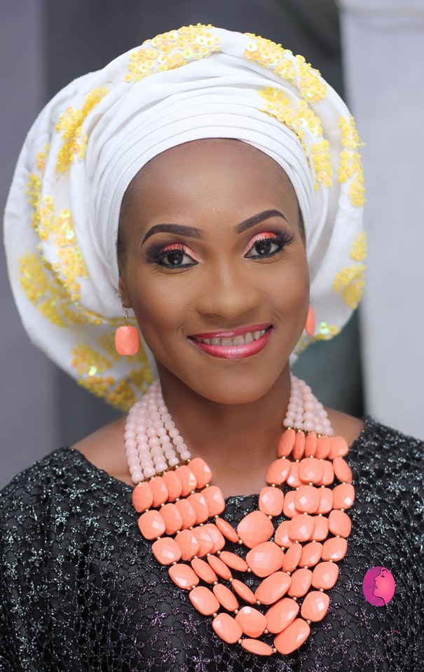 Nigerian Bridal Inspiration - Makeup by Ashabee LoveweddingsNG7