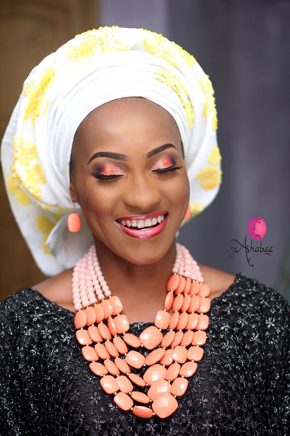Nigerian Bridal Inspiration - Makeup by Ashabee LoveweddingsNG8