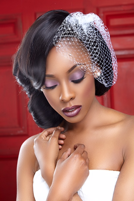 Nigerian Bridal Inspiration - MakeupbyTBI LoveweddingsNG3