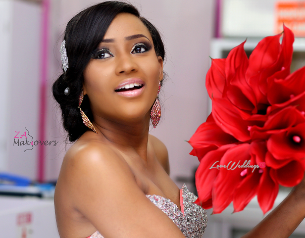 Nigerian Bridal Inspiration Zainab Azeez LoveweddingsNG