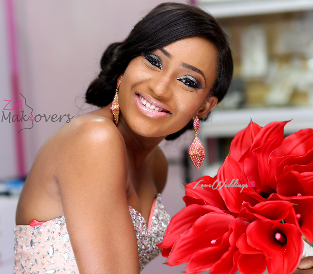 Nigerian Bridal Inspiration Zainab Azeez LoveweddingsNG1