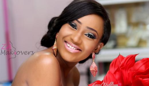 Nigerian Bridal Inspiration Zainab Azeez LoveweddingsNG1