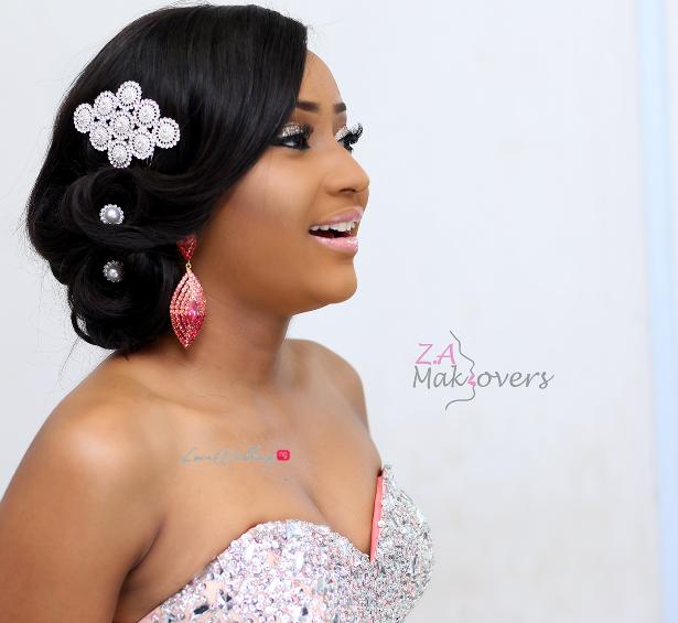 Nigerian Bridal Inspiration Zainab Azeez LoveweddingsNG2