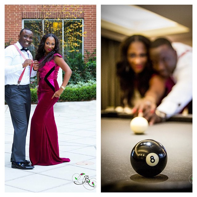 Nigerian Save The Date LoveweddingsNG - JBlack Productions