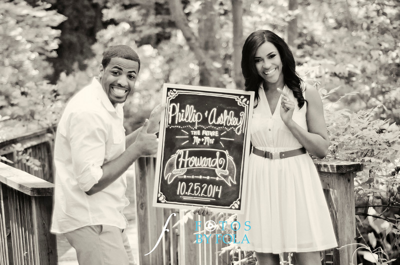 Nigerian Save The Date Prewedding - Phillip and Ashley Fotos by Fola2