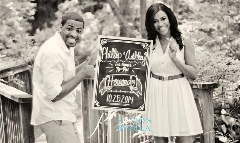 Nigerian Save The Date Prewedding - Phillip and Ashley Fotos by Fola2