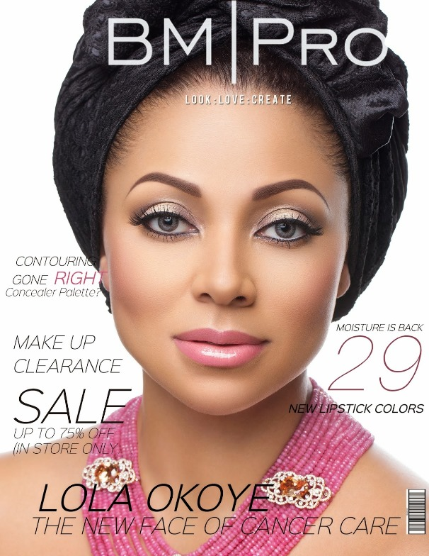 Nigerian bridal Makeup - Lola Omotayo Okoye BMPro LoveweddingsNG