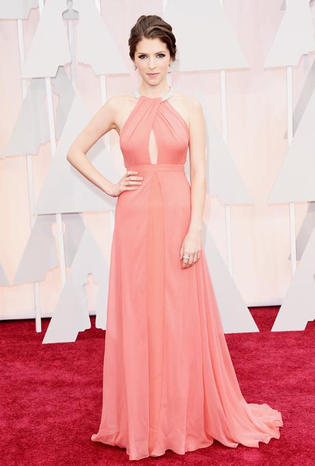 Oscars 2015 - Anna Kendrick in Thakoon