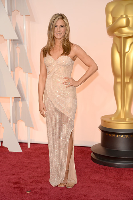 Oscars 2015 - Jennifer Aniston LoveweddingsNG
