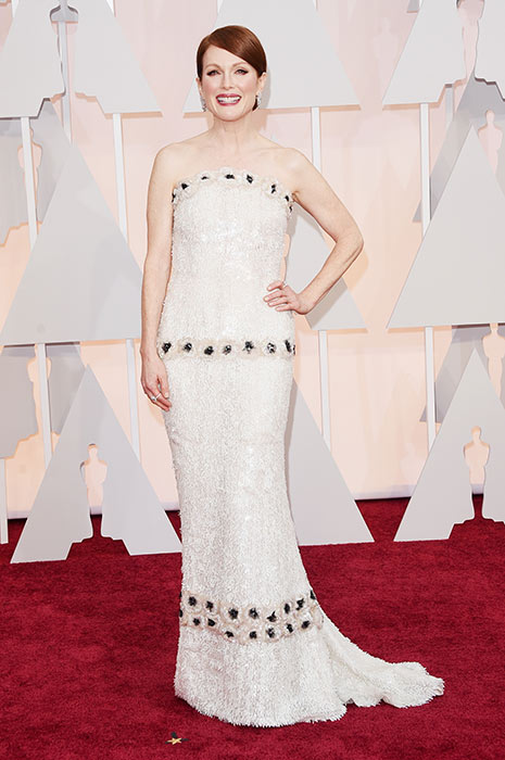 Oscars 2015 - Julianne Moore LoveweddingsNG