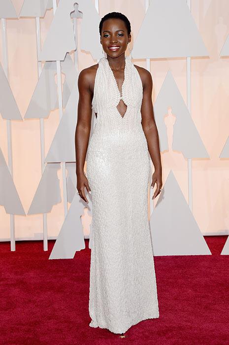 Oscars 2015 - Lupita Nyongo LoveweddingsNG