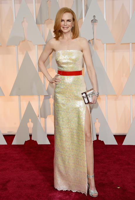 Oscars 2015 - Nicole Kidman in Louis Vuitton