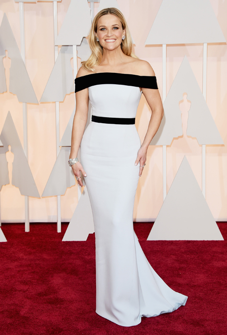 Oscars 2015 - Reese Witherspoon in Tom Ford