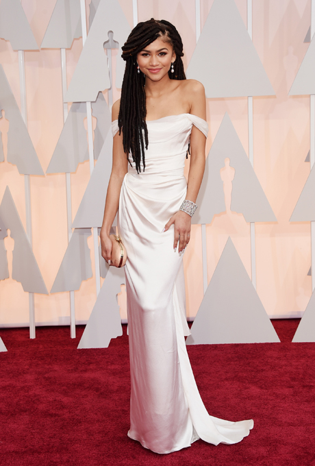 Oscars 2015 - Zendaya Coleman in Vivienne Westwood