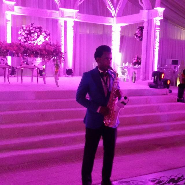 Pastor Poju Oyemade weds Toyin LoveweddingsNG11