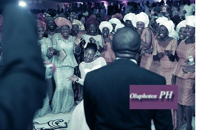 Pastor Poju Oyemade weds Toyin LoveweddingsNG13