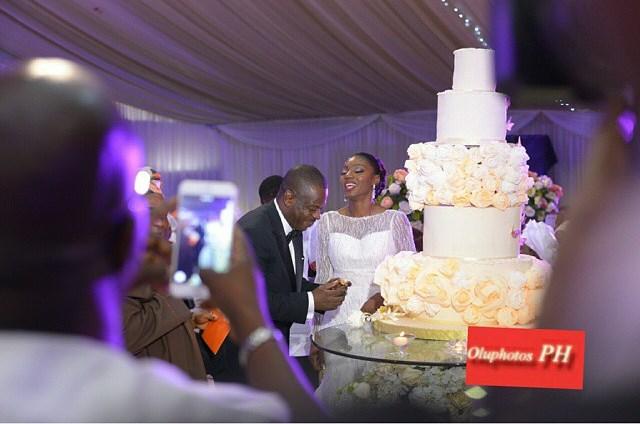 Pastor Poju Oyemade weds Toyin LoveweddingsNG14