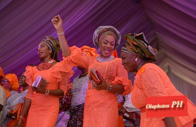 Pastor Poju Oyemade weds Toyin LoveweddingsNG15