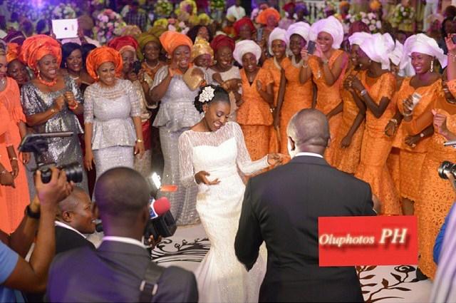 Pastor Poju Oyemade weds Toyin LoveweddingsNG16