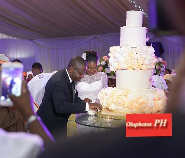 Pastor Poju Oyemade weds Toyin LoveweddingsNG4