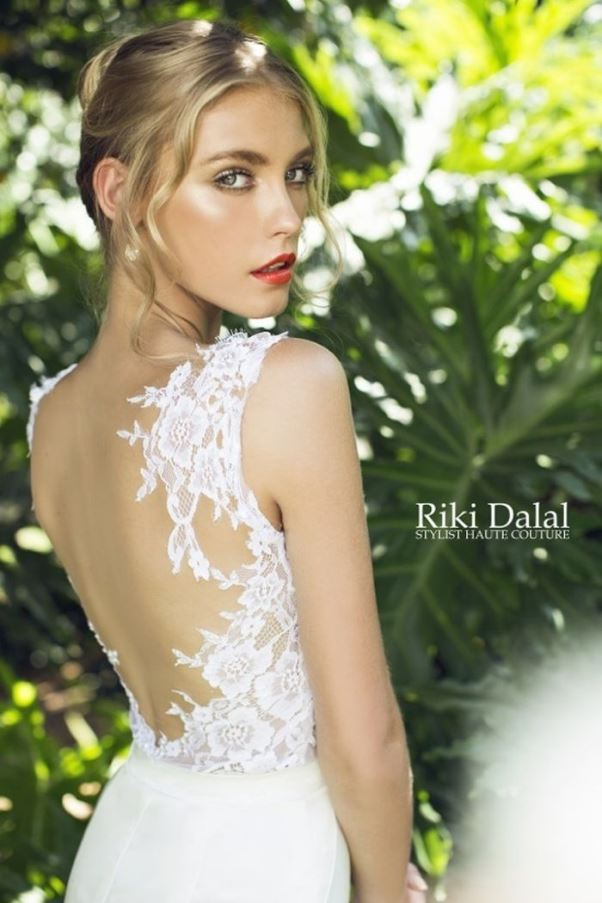 Riki Dalal Provence 2015 Collection LoveweddingsNG14