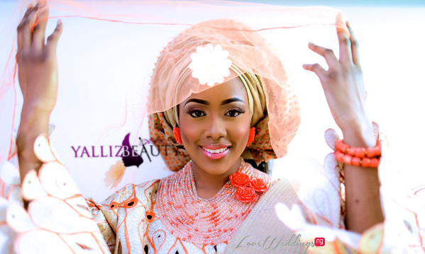 Yalliz Beauty LoveweddingsNG1