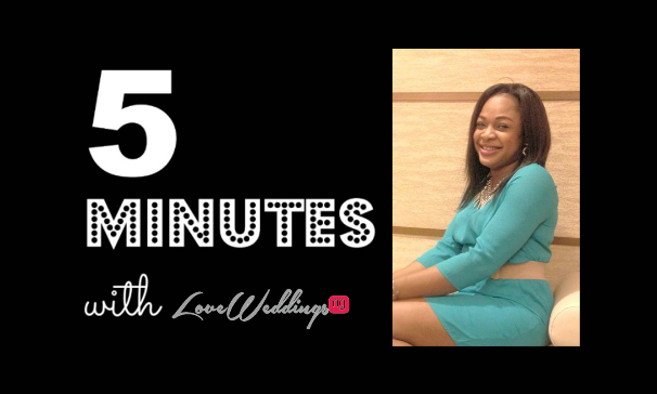 5 minutes with Joyce Jaybecks Bridal LoveweddingsNG