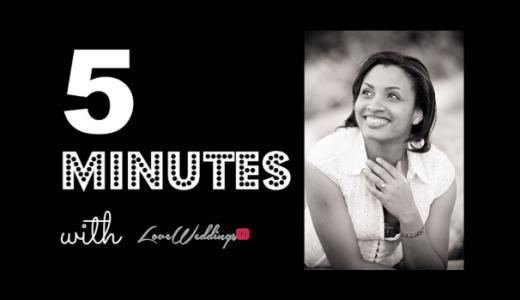 5 minutes with Wani Olatunde Photography LoveweddingsNG