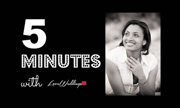 5 minutes with Wani Olatunde Photography LoveweddingsNG