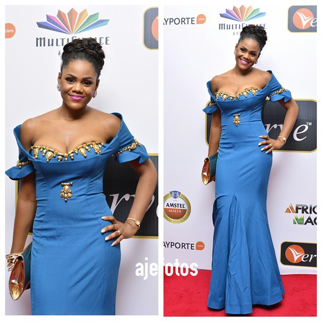 AMVCA 2015 - Busola Dakolo LoveweddingsNG