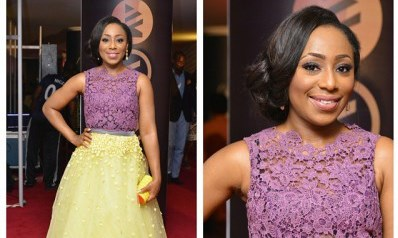 AMVCA 2015 - Dakore Akande LoveweddingsNG